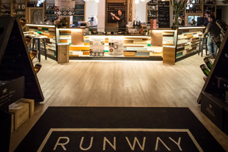 Runway Coffee & Lounge Bar